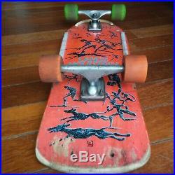 Vintage complete Powell Peralta Lance Mountain Skateboard