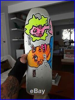 Vintage mark gonzales skateboard