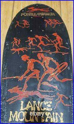 Vintage powell peralta skateboard Xt Boneite Future primitive, rare. Msg me