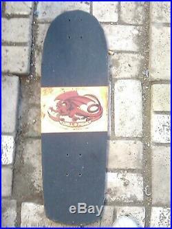 Vintage powell peralta skateboard deck