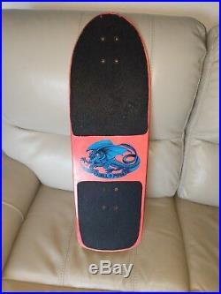 Vintage powell peralta skateboard deck 1978 Sword and Skull old school OG