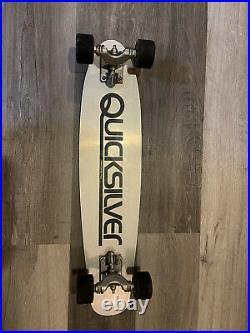 Vintage skateboard 1970s Quicksilver Powell Sims 70kg