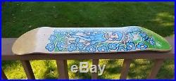 Vintage skateboard NOS Krooked Gonz Tracksuit Sweatpant Gonz and Roses longboard