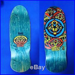 Vintage skateboard OG Vision Gator model