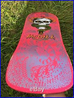Vintage skateboard Powell Peralta Mike Mc Gill1986 XT Full Size Nos Condition