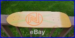 Vintage skateboard deck NOS Z-flex X'd Out Z Pig 80's old school