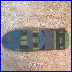 Vintage skateboard lester Kasai Sims