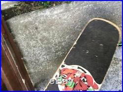 Vintage skateboard old school Rodney Mullen freestyle deck  Powell dogtown