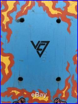 Vintage skateboard table Powell Peralta Tommy Guerrero Blue Blue very limited