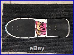 Vintage vision gator skateboard