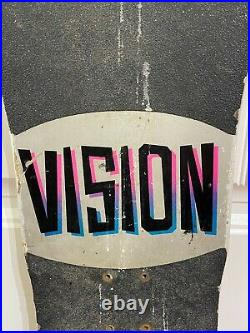 Vision Mark Rogowski Gator Skateboard Deck V2