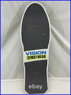 Vision Street Wear Skateboard 31 Used