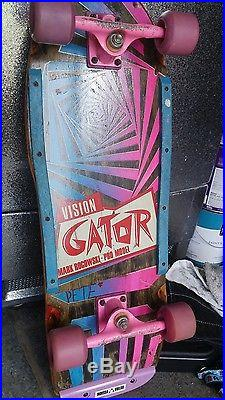 Vision gator version 1 skateboard