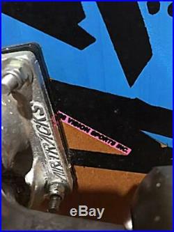 Vision mark gonzales vintage skateboard Used 1986 Rare F/S