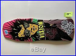 Vision psycho stick Skateboard Deck