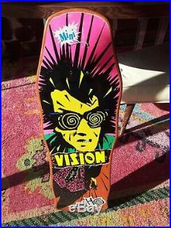 Vision psycho stick skateboard Og Nos