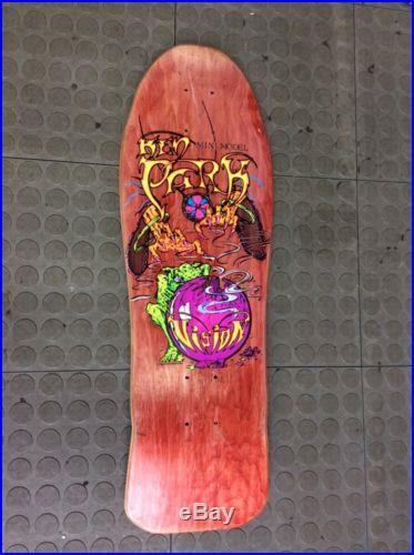 Vision Ken Park Skateboard eBay