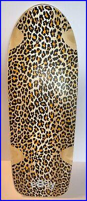 Vision skateboard animal skin 1984 cheetah print original vintage