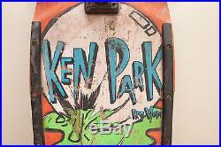 Vintage Vision Ken Park Skateboards