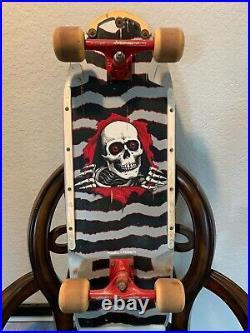 Vtg Powell Peralta Ripper Skateboard