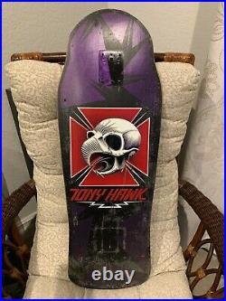 Vtg powell peralta tony hawk skateboard