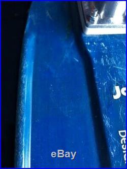 Z flex Jay Adams model 1970s skateboard rare early molded grip Tracker Tunnel