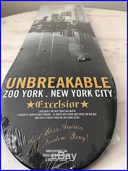 Zoo York 9/11 Memorial Skateboard Deck